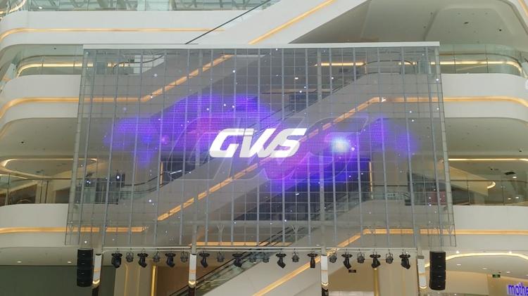 如何检测建筑楼体亮化工程的LED幕墙屏