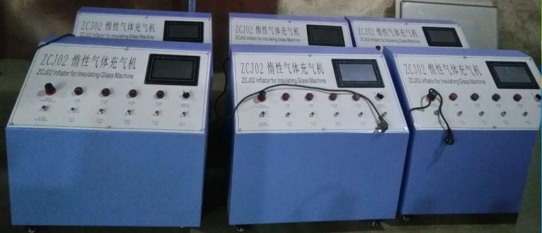 中空玻璃充氩气的四种检测方法