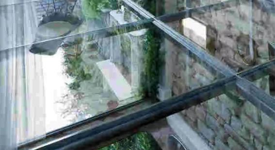 钢化玻璃表面瑕疵是什么原因造成的?